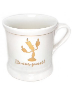 Taza La Bella y la Bestia Be our Guest!