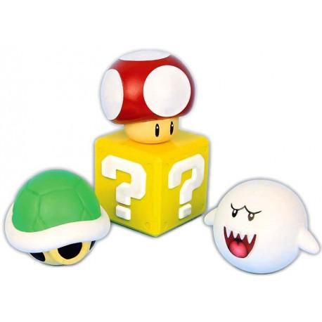 Bola Antiestrés Súper Mario