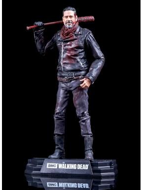 Figura Negan The Walking Dead Bloody Edition Color Tops McFarlane 18 cm
