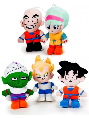 Peluche Dragon Ball Z 30 cm