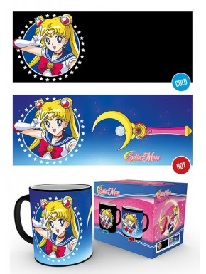 Taza Térmica Sailor Moon Bunny
