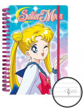 Libreta A5 Sailor Moon Bunny