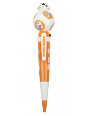 Bolígrafo 3D con Luz y Sonido BB-8 Star Wars