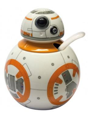 Azucarero cerámica Star Wars BB-8