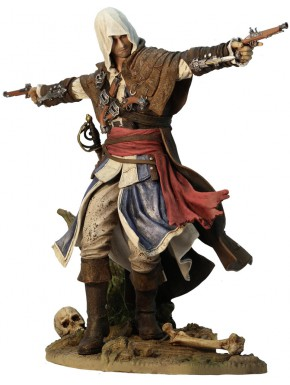 Figura Edward Kenway The Assassin Pirate Assassin's Creed IV