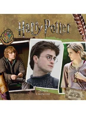 Calendario pared 2018 Harry Potter
