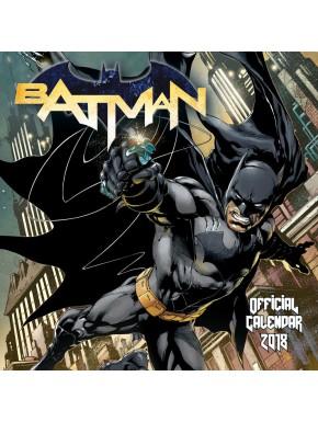 Calendario pared 2018 Batman