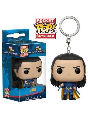 Llavero mini Funko Pop! Loki Ragnarok