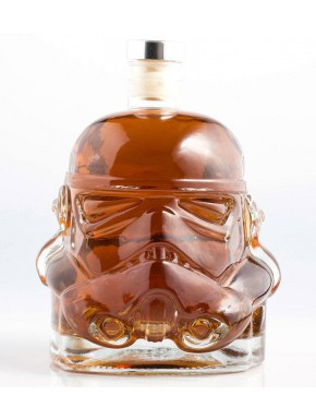 Botella Star Wars Stormtrooper deluxe