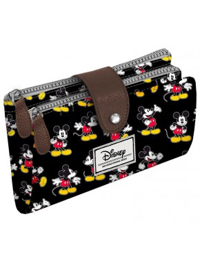 Cartera Monedero Mickey Mouse Disney Moving
