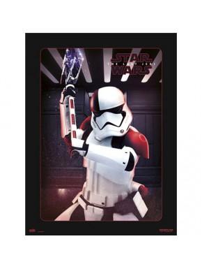 Mini Poster lienzo Star Wars Executioner Trooper