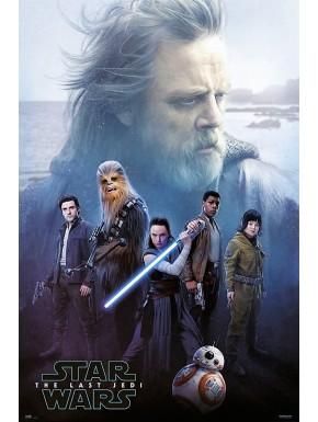 Poster Star Wars VIII Resistance