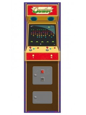Poster gigante Arcade Gamer