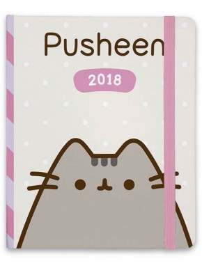 Agenda 2018 Pusheen The Cat