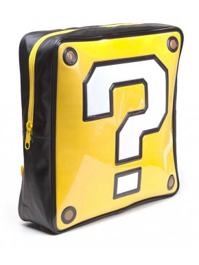 Mochila Nintendo Question Block