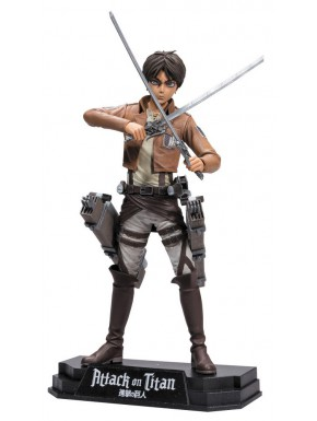 Figura Eren  Attack on Titan Color Tops