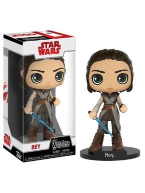 Wacky Wobbler Rey Star Wars VIII