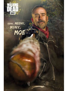 Poster The Walking Dead Negan