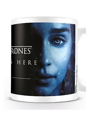 Taza Juego de Tronos Winter is Here Daenerys