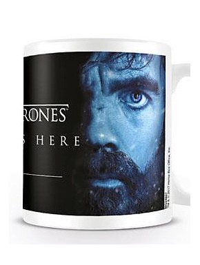 Taza Juego de Tronos Winter is Here Tyrion