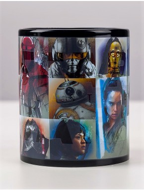 Taza térmica Star Wars New Characters