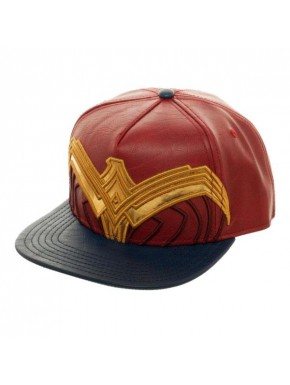 Gorra beisbol Wonder Woman
