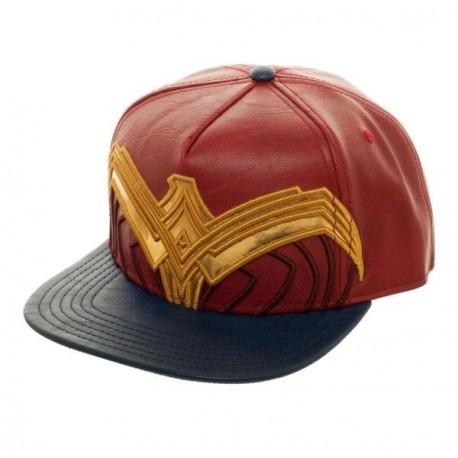 Gorra beisbol Wonder Woman