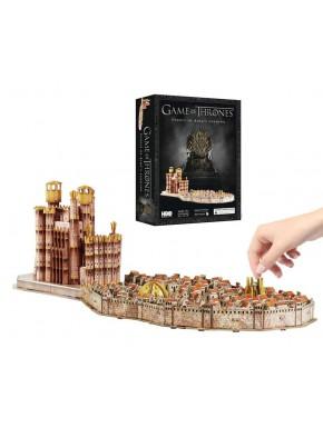 Puzzle 3D Juego de Tronos Kings Landing