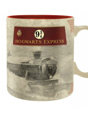 Taza Harry Potter Howgarts Express 460 ml