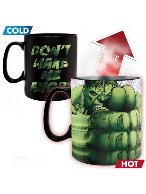 Taza Térmica Hulk Smash