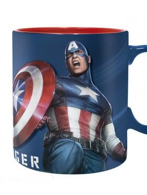 Taza Capitán América 460 ml