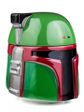 Galletero Boba Fett Star Wars