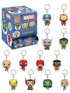 Minifunko Pop! Sorpresa Marvel