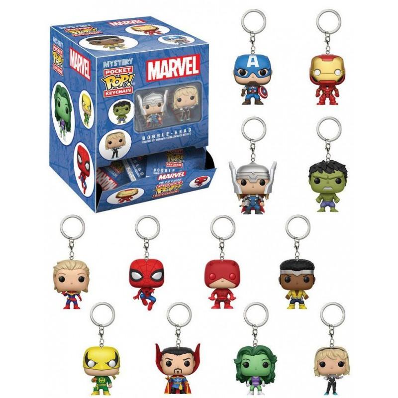 Minifiguras Sorpresa Marvel Funko Por 6 90 Lafrikileria Com