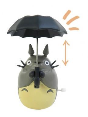 Figura de cuerda 7cm Totoro Paraguas
