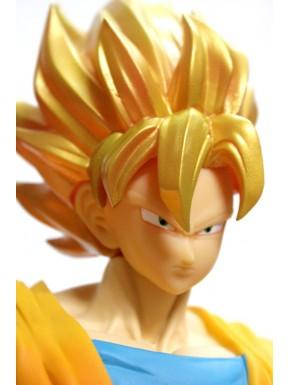 Figura Goku Super Saiyan 40cm