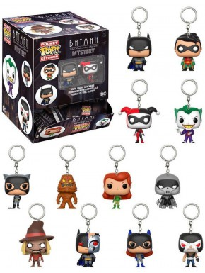 Minifiguras Sorpresa Batman The Animated Series Funko