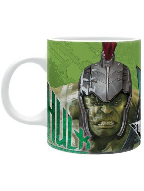 Taza Thor vs Hulk Marvel Thor Ragnarok