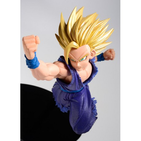 Figura Son Gohan Super Saiyan Budoukai SCultures Dragon Ball