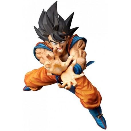 Figura Goku Super Kamehame-ha SCultures Dragon Ball 20 cm