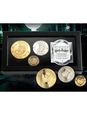 Réplica Monedas Gringotts Harry Potter