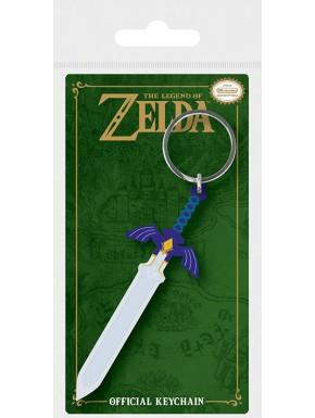 Llavero Zelda Master Sword
