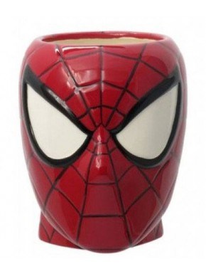 Taza Spider-Man 3D Super Hero