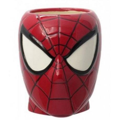 Taza Spider-Man 3D Super Hero