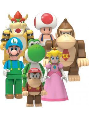 Figuras sorpresa Super Mario K'NEX