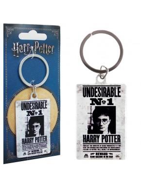 Llavero metal Undesirable Harry Potter Vintage