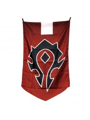Bandera Horda World of Warcraft Banderola WoW