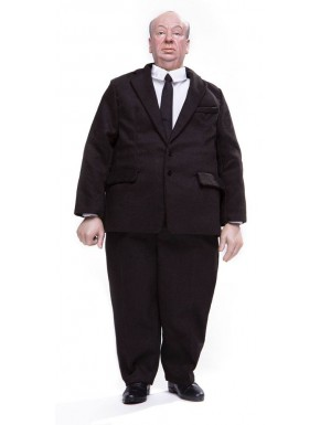 Figura Alfred Hitchcock 1/6 30 cm