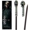 Conjunto Harry Potter Death Eater Pen e Bookmark
