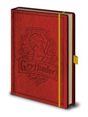 Libreta Premium A5 Harry Potter Gryffindor